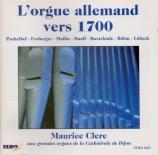 L'orgue allemand vers 1700 Cathédrale de Dijon