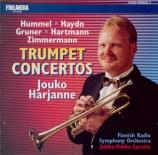 HUMMEL - Harjanne - Concerto pour trompette en si majeur WoO 1