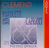 Sonate, Duetti & Capricci Vol.15