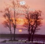 STRAUSS - Lövaas - Zueignung op.10 n°1 : version pour voix et orchestre