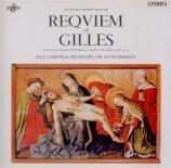 GILLES - Frémaux - Requiem