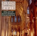 Jesu, Joy of Man's Desiring 20 Great Bach & Handel Choruses