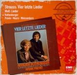 STRAUSS - Rothenberger - Vier letzte Lieder (Quatre derniers lieder), po