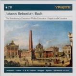 BACH - Leonhardt - Concertos brandebourgeois BWV 1046-1051