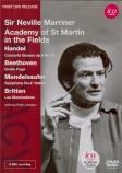 HAENDEL - Marriner - Solomon HWV.67 : sinfonia pour orchestre 'Entrée de