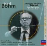 MOZART - Böhm - Cosi fan tutte (Ainsi font-elles toutes), opéra bouffe e