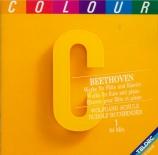 BEETHOVEN - Schulz - Six thèmes variés pour flûte et piano op.105