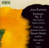 KAIPAINEN - Oramo - Symphonie n°2 op.44