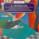 HONEGGER - Rozhdestvensky - Symphonie n°2 H.153 'Symphonie pour cordes'