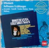 OFFENBACH - Wallberg - Les contes d'Hoffmann (En allemand) En allemand