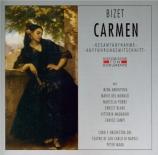 BIZET - Maag - Carmen, opéra comique WD.31 (Live Naples, 19 - 12 - 1960) Live Naples, 19 - 12 - 1960