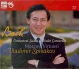 Orchestral Suites & Violin Concertos