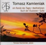 KAMIENIAK - Kamieniak - Am Rande des Tages, pour piano op.40