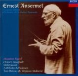 RAVEL - Ansermet - L'heure espagnole, opéra (Import Japon) Import Japon
