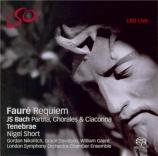 FAURE - Short - Requiem pour voix, orgue et orchestre en ré mineur op.48