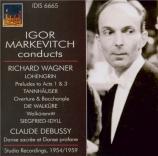 WAGNER - Markevitch - Lohengrin WWV.75 : prélude de l'acte 1