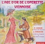 L'âge d'or de l'opérette viennoise / vol.3  versions françaises