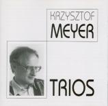 MEYER - Trio Wawelskie - Trio avec piano op.50