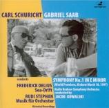 SAAB - Kowalski - Symphonie n°1 en mi mineur op.1