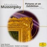 MOUSSORGSKY - Karajan - Tableaux d'une exposition : orchestration de Rav