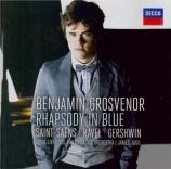 SAINT-SAËNS - Grosvenor - Concerto pour piano n°2 op.22