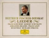 Lieder Schubert, Schumann, Brahms, Liszt, Wolf, Strauss