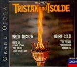 WAGNER - Solti - Tristan und Isolde (Tristan et Isolde) WWV.90 Import Japon