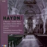 HAYDN - Harnoncourt - Missa in tempore belli, pour solistes, chœur mixte