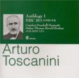 BRAHMS - Toscanini - Danse hongroise n°1 en sol mineur WoO.1 n°1 'Isteni Import Japon