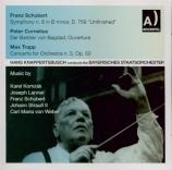 SCHUBERT - Knappertsbusch - Symphonie n°8 en si mineur D.759 'Inachevée'
