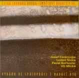 Contemporary Czech Music - Strin Quartets vol.3