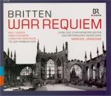 BRITTEN - Jansons - War requiem, pour solistes, ensemble de chambre, chœ