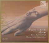 POULENC - Creed - Figure humaine, cantate pour double chœur mixte à six
