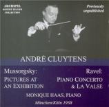 RAVEL - Cluytens - La valse, poème choréographique pour orchestre (Live) Live