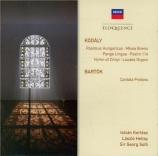 KODALY - Kertesz - Psalmus Hungaricus op.13