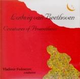 BEETHOVEN - Fedoseyev - Les créatures de Prométhée, ouverture et musique