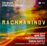 RACHMANINOV - Rattle - Les cloches (Balmont), pour chœur et orchestre op