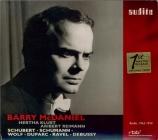 SCHUBERT - McDaniel - Der Winterabend (Rellstab), lied pour voix et pian