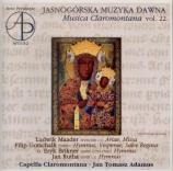 Musica Claromontana vol.22