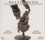 BEETHOVEN - Meunier - Sonate pour violoncelle et piano n°1 op.5 n°1 Live