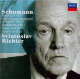 SCHUMANN - Richter - Marche pour piano n°2 en sol mineur op.76 n°2 Import Japon