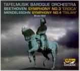 MENDELSSOHN-BARTHOLDY - Weil - Symphonie n°4 en la majeur op.90 'Italien