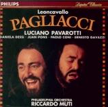 LEONCAVALLO - Muti - I Pagliacci (Paillasse)