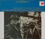 SIBELIUS - Ormandy - Symphonie n°1 op.39 (Import Japon) Import Japon