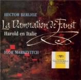 BERLIOZ - Markevitch - La Damnation de Faust (Import Japon) Import Japon