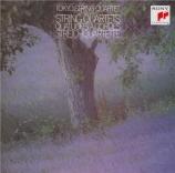 DEBUSSY - Tokyo String Qu - Quatuor à cordes op.10 L.85 (Import Japon) Import Japon