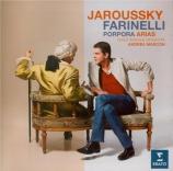 Arias for Farinelli by Porpora