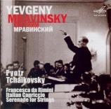 TCHAIKOVSKY - Mravinsky - Francesca da Rimini, fantaisie pour orchestre