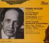 MAHLER - Boulez - Symphonie n°8 'Symphonie des Mille'