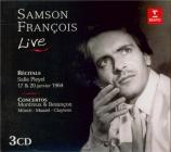 Samson François en concert